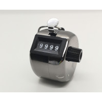 Premium Hand Tally Counter HT-1 Gloss Black