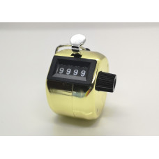 Premium Hand Tally Counter HT-1 Gold