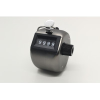 Premium Hand Tally Counter HT-1 Matte Black