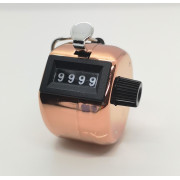 Premium Hand Tally Counter HT-1 Rose Gold